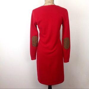Ralph Lauren Blue Label Wool Cashmere Dress M @